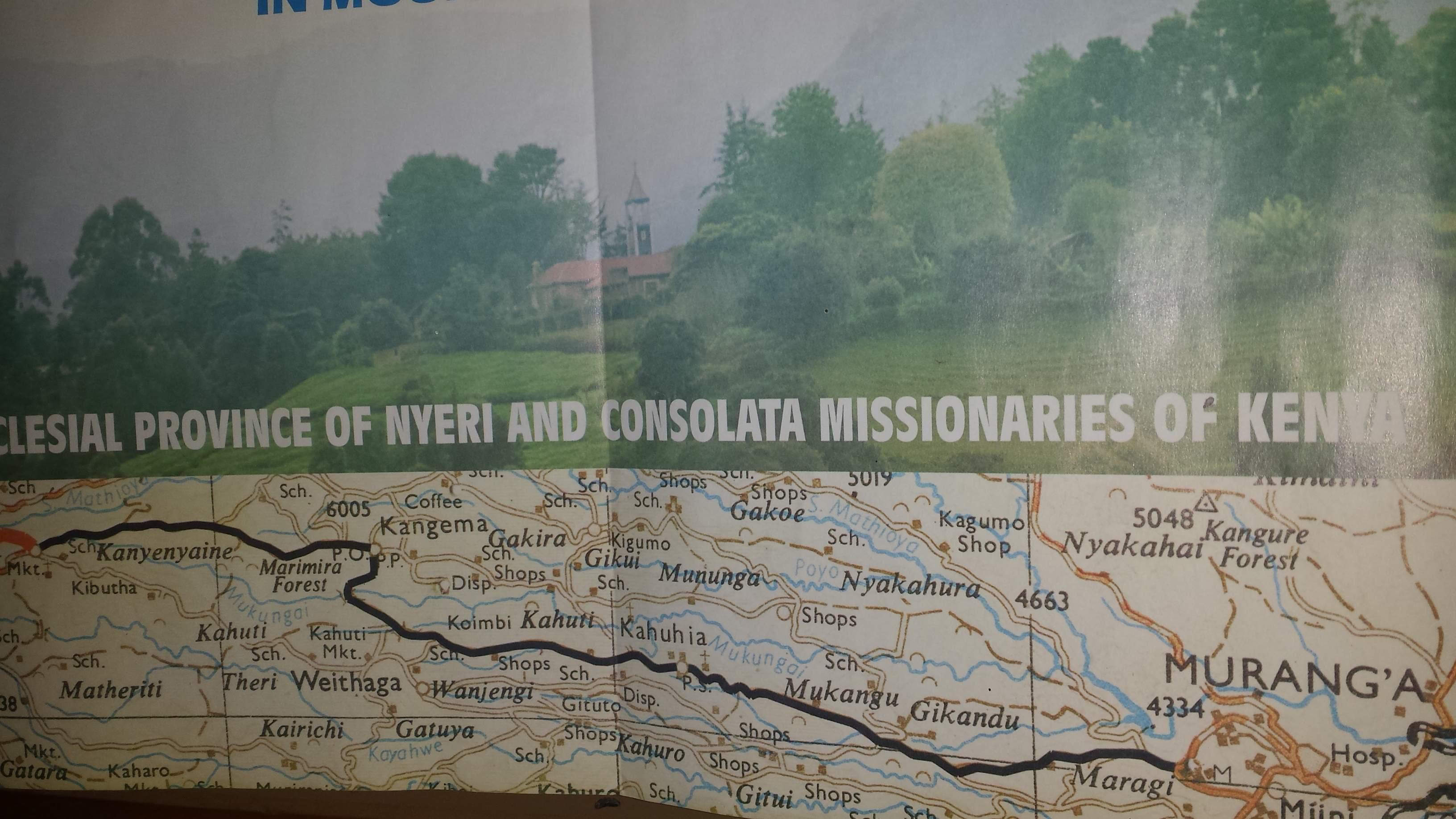Argese il Missionario del Silenzio