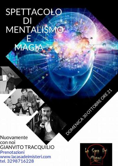 Infotainer Mentalismo e magia