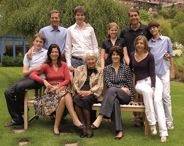famiglia Sanoner Adler