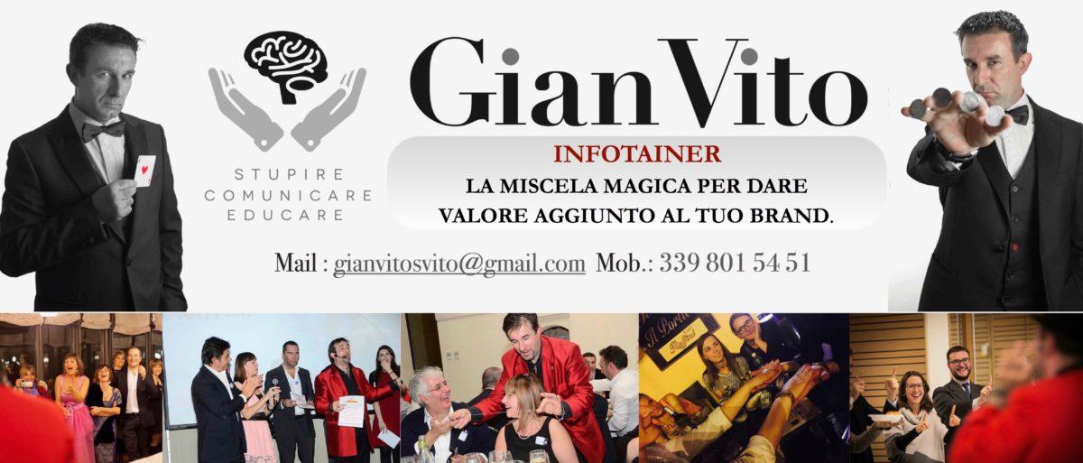 Infotainer Gianvito