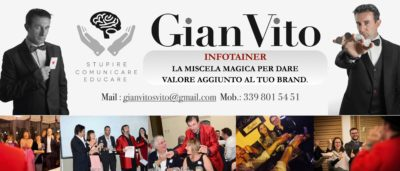 Infotainer Gianvito