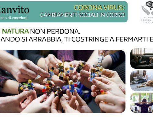 Corona Virus,  la natura urla: fermatevi