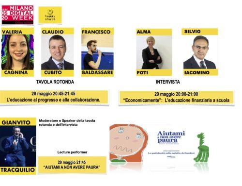 MILANO DIGITAL WEEK: Gianvito intervista…